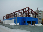 Строительство домов с применением металлокаркаса