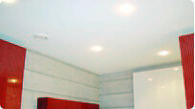 Натяжной потолок. Оригинальные решения оформления потолка