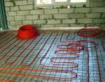 Электрические теплые полы - кабель или пленка?