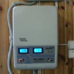 Стабильность системы электроснабжения дома