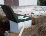 Самостоятельное проведение канализации на даче