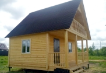 Сравнение домов из каркаса и бруса