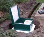 Автономная канализация на даче без откачки