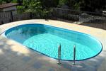 Плюсы и минусы бетонных бассейнов