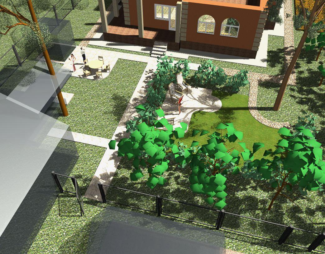 Планировка садовый участок своими руками 224